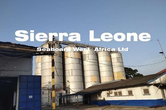 塞拉利昂万吨筒仓码头项目